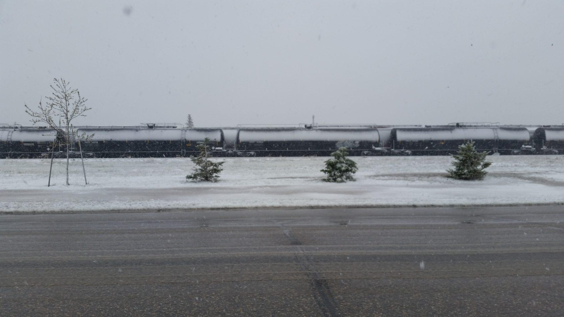 CP Rail Cars